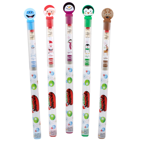 Holiday Smencils tubes